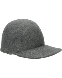 Stella McCartney - Hats Women Gray - Lyst