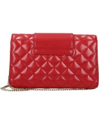 Love Moschino - Clutches Women Red - Lyst