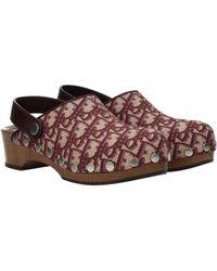 Dior Slippers And Clogs Diorquake Women Red