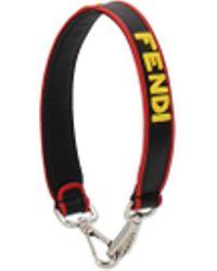Fendi - Shoulder Strap Handle Men Black - Lyst