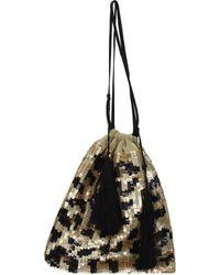 The Attico Handbags Women Gold - Metallic