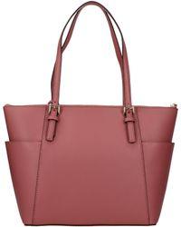 ffc506a06bd01 Michael Kors - Shoulder Bags Jet Set Item Women Pink - Lyst