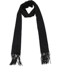 DSquared² - Scarves Men Black - Lyst