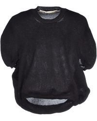 Comme Des Garçons Sweater - Lyst