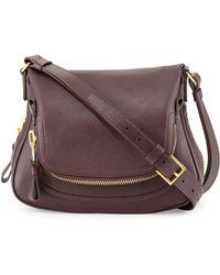 Tom Ford Medium Shoulder Bag - Lyst