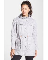 Merrell - Alvar Long 2l Water-Resistant Jacket - Lyst