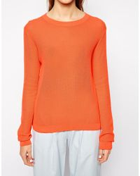 Won Hundred Annika Sweater In Fine Knit - Lyst