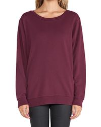 Cheap Monday Shelter Sweatshirt - Lyst