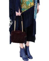 Burberry Prorsum | Medium Leather Bag | Lyst
