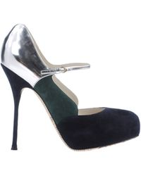 John Galliano Pump - Lyst