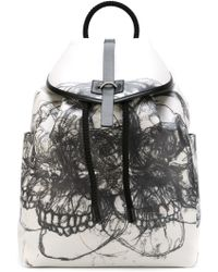 Alexander McQueen | Multi Skull Backpack | Lyst