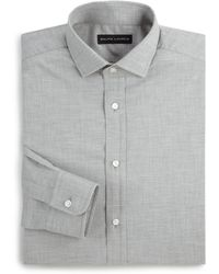 Ralph Lauren Black Label Tailored Bond Dress Shirt - Lyst
