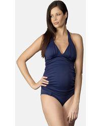 Eva Alexander - London Maternity Tankini Top - Lyst