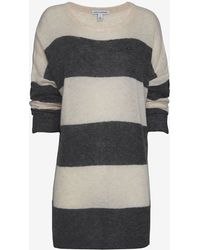 Autumn Cashmere Oversized Stripe Sweater - Lyst