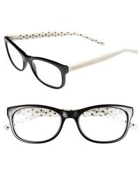 Kate Spade 51Mm Reading Glasses - Lyst