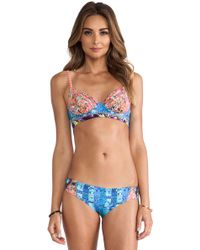 Maaji Blue Bottom - Lyst