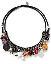 Venessa Arizaga - 'baby Got Snack' Necklace - Lyst