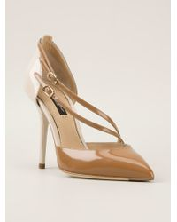 Dolce & Gabbana High Heel Pumps - Lyst