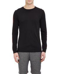 Saturdays Surf NYC Arm-Stripe Long-Sleeve T-Shirt - Lyst
