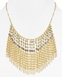 "Coralia Leets - Drape Statement Necklace, 17"" - Lyst"