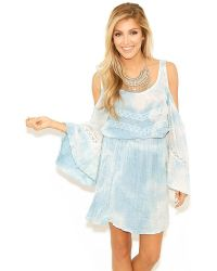 Jen's Pirate Booty Baudelaire Mini In Light Sky Blue blue - Lyst