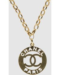 Chanel | Necklace | Lyst