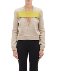 Givenchy Band-detailed Sweater - Lyst