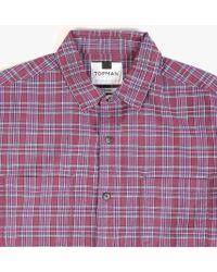 Topman   Casual Shirt   Lyst