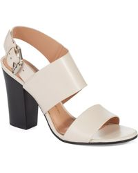 Vince Camuto Signature - Debbey Leather Sandals - Lyst