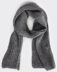 Zadig & Voltaire Scarf Lisa Aclrec - Lyst