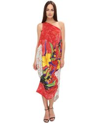 Vivienne Westwood Gold Label Red Madina Dress - Lyst