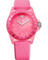 Juicy Couture - Ladies Hot Pink Dip-dye Ombre Sport Watch - Lyst