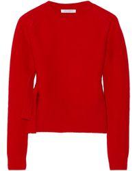 J.W. Anderson Wool Sweater - Lyst