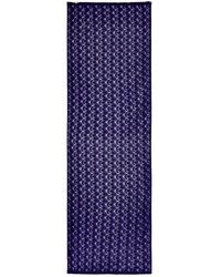 Missoni Fringed Sheer Crochet-Knit Scarf - Lyst
