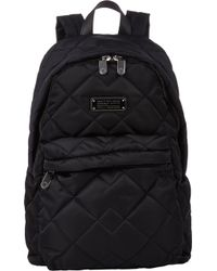 Marc Jacobs Quilted Crosby Backpack - Lyst