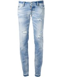 DSquared2 Slim Jeans - Lyst