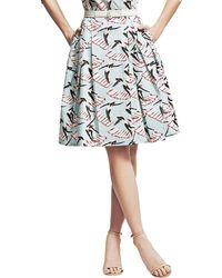 Carolina Herrera Swimming Ladies Full Party Skirt - Lyst