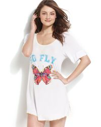 Honeydew Intimates | Wide Awake Modal Sleepshirt | Lyst