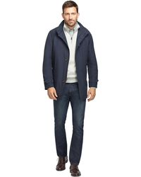 Brooks Brothers Packable Trench - Lyst