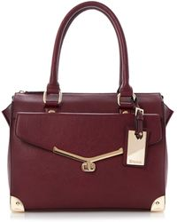 Dune Dorisey Front Pocket Turn Lock Bag - Lyst