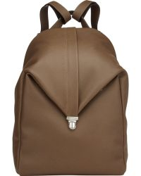 Valextra Cortina Backpack - Lyst
