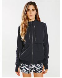 Without Walls - Zip Bomber Jacket - Lyst