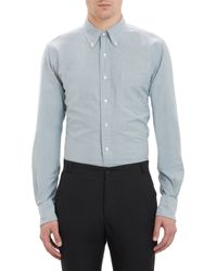 Thom Browne Classic Oxford Cloth Shirt - Lyst