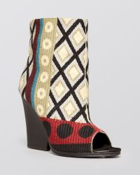 Burberry High Heel Booties Bateson - Lyst
