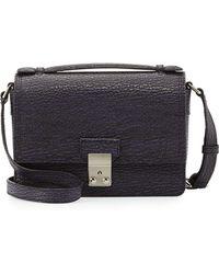 3.1 Phillip Lim Pashli Mini Leather Messenger Bag - Lyst
