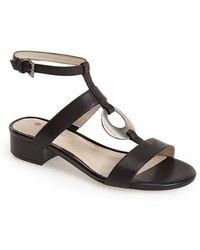 Blondo 'Pearl' Ankle Strap Sandal - Lyst