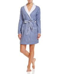 Marigot Collection - Marigot Navy Caning Robe - Lyst