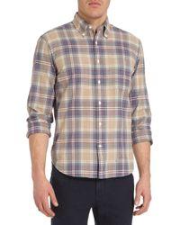 Gant Rugger Fall Madras Shirt - Lyst