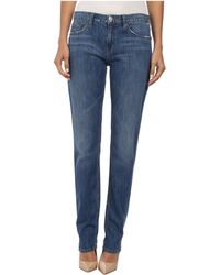 Hudson Skylar Relaxed Slim Straight Jeans In Angeleno - Lyst