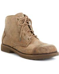 Bed Stu - Bed Stu. Loop Chukka Boots - Lyst
